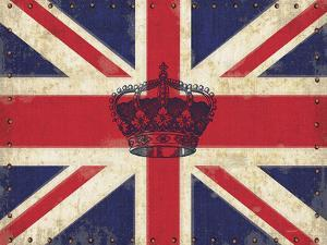 Royal Union Jack by Sam Appleman