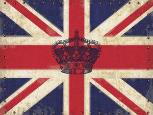 Royal Union Jack by Sam Appleman