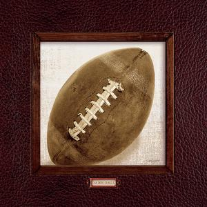 Vintage Football by Sam Appleman