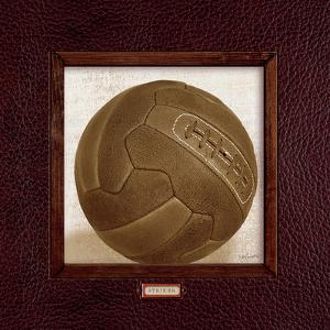 Vintage Soccer by Sam Appleman