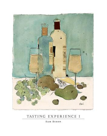 Tasting Experience I by Sam Dixon