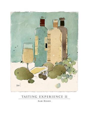 Tasting Experience II by Sam Dixon