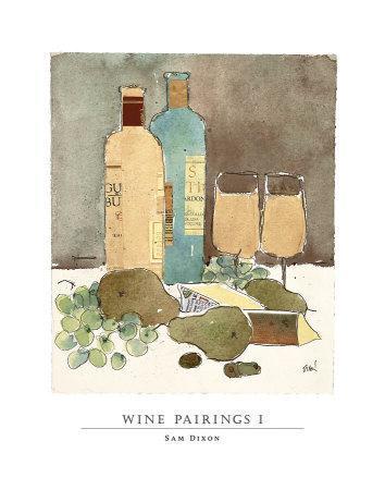 Wine Pairings I