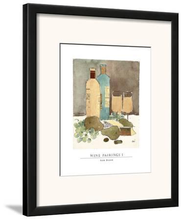 Wine Pairings I by Sam Dixon