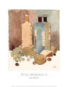 Wine Pairings II by Sam Dixon
