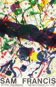 Expo Métaphysique Du Vide II by Sam Francis