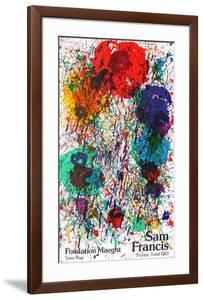 Fondation Maeght by Sam Francis