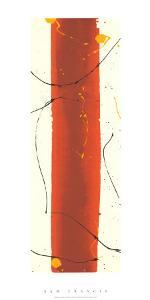 Untitled, c.1984 by Sam Francis