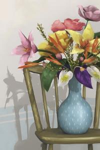 Cozumel Floral - Focus by Sam Kemp