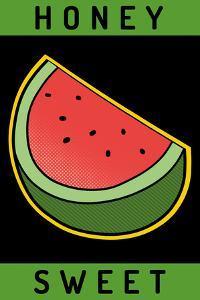 Honey Sweet Melon by Sam Kemp