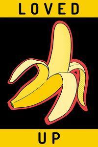Loved Up Banana by Sam Kemp