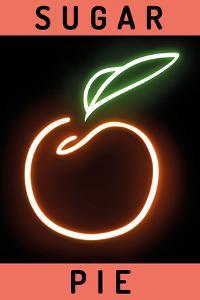 Sugar Pie Peach by Sam Kemp