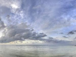 A View of the Atlantic Ocean from Key West by Sam Kittner