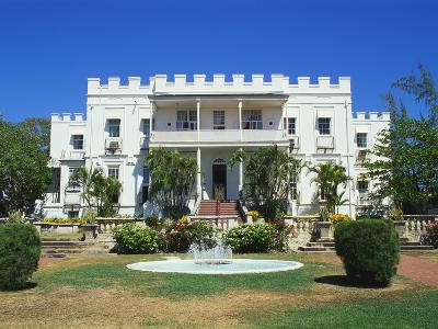 Sam Lords Castle Holiday Resort, Barbados, Caribbean-Hans Peter Merten-Photographic Print