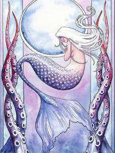Deep Sea Mermaid by Sam Nagel