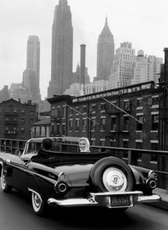 Marilyn in New York City by Sam Shaw