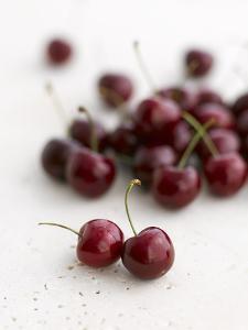 Fresh Cherries by Sam Stowell