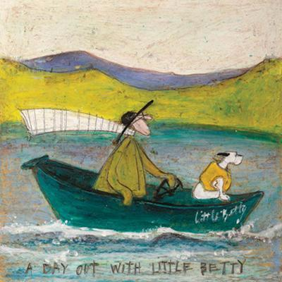 A Day out with Little Betty by Sam Toft