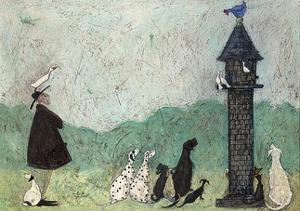 An Audience with Sweetheart by Sam Toft