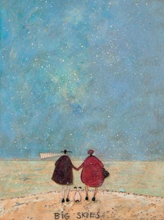 Big Skies by Sam Toft