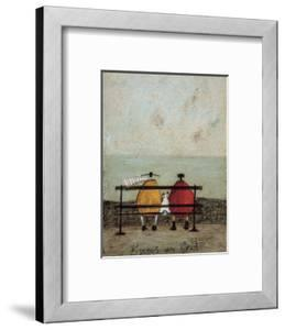Bums on Seat by Sam Toft