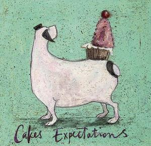 Cake Expectations by Sam Toft