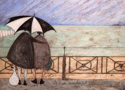 It's a Wonderful Life by Sam Toft