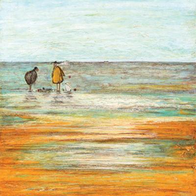 Sandcastle Progress Report by Sam Toft