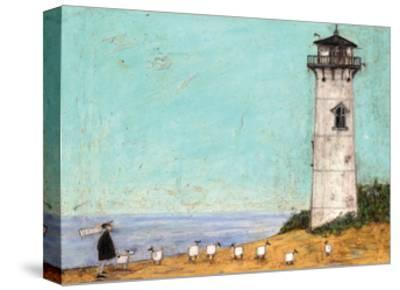 Seven Sisters And A Lighthouse