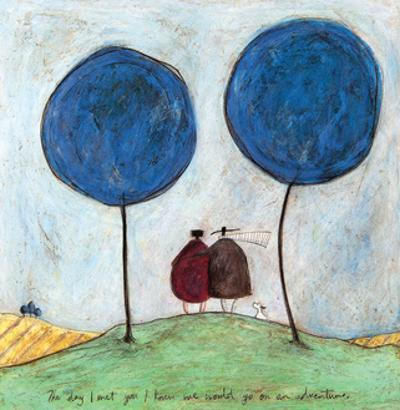 The Day I Met You by Sam Toft