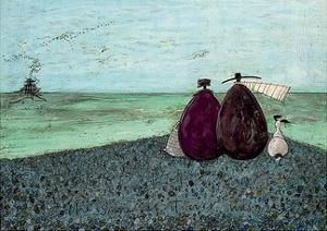 The Same as It Ever Was by Sam Toft