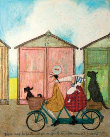 There may be Better Ways to Spend an Afternoon by Sam Toft