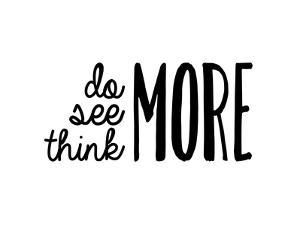 Do, See, Think More by Samantha Ranlet