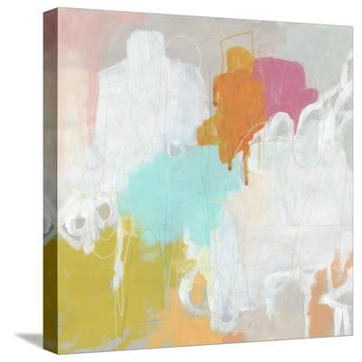 Samba II-June Vess-Stretched Canvas Print