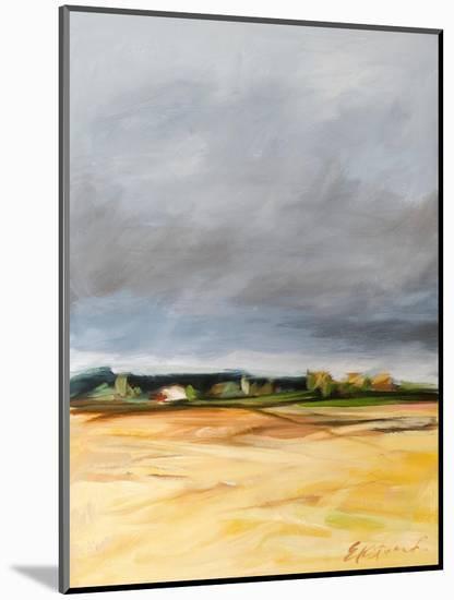 Samish Flats No. 1-Kris Ekstrand-Mounted Art Print