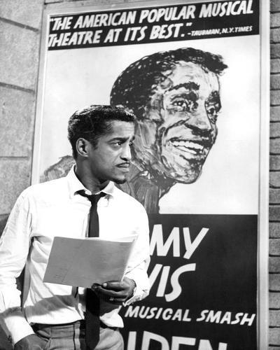Sammy Davis Jr., The Patty Duke Show (1963)--Photo