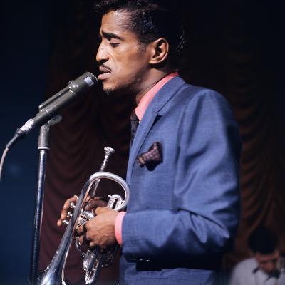 Sammy Davis--Photo