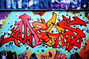 Graffiti Tag Thats Red by sammyc