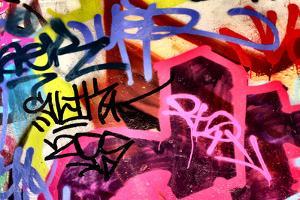 Harsh Graffiti Image by sammyc