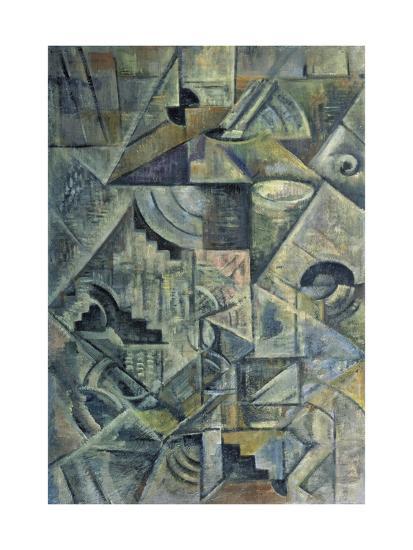 Samovar-Kasimir Malevich-Giclee Print