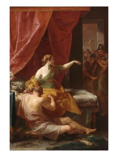 Samson and Delilah, 1766-Pompeo Batoni-Giclee Print