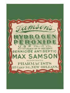 Samson's Hydrogen Peroxide
