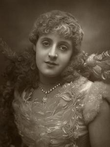 Phyllis Broughton, British Actress, 1884 by Samuel A Walker
