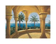 Tropical Paradise I-Samuel Blanco-Giclee Print