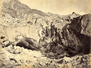 Source of the Ganges, India, C.1860-70 by Samuel Bourne