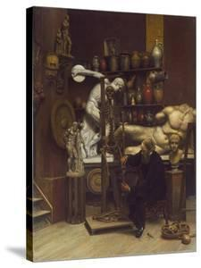 Mr Heatherley's Holiday: an Incident in Studio Life by Samuel Butler