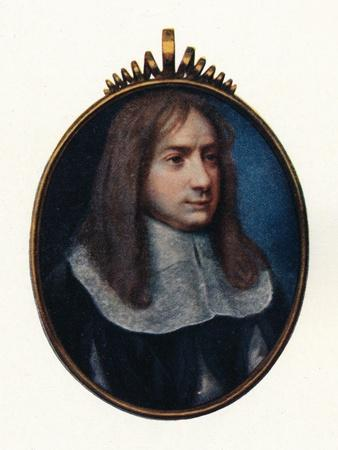 'Ludowich Muggleton, Founder of the Sect of Muggletonians', c1652