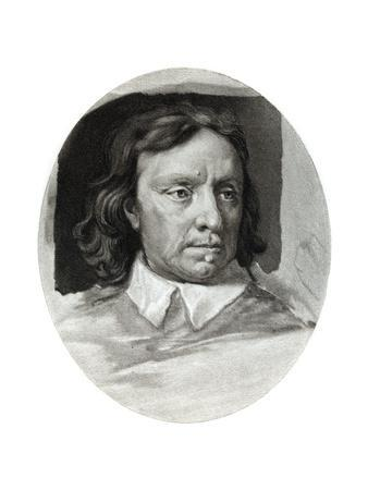 Oliver Cromwell, English Military Leader and Politician,1657