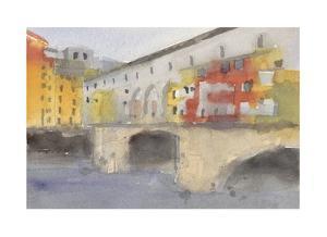Along the Seine IV by Samuel Dixon
