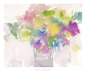 Floral Moment I by Samuel Dixon